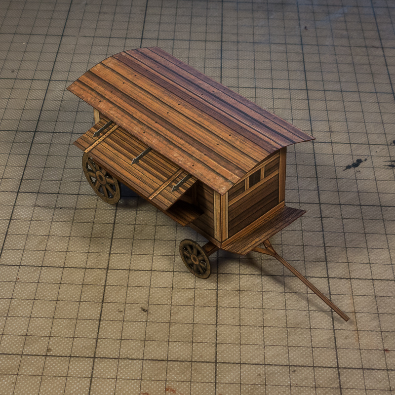 carts and wheels market wagon