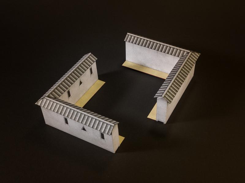 corner modules