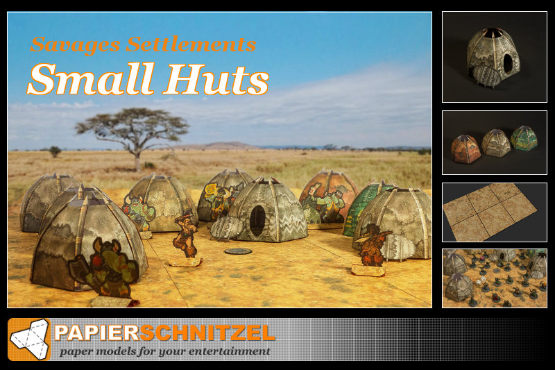 SSSH1 small huts promo picture