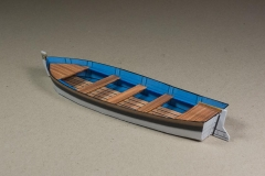 Jolly Boat (painted wood version)