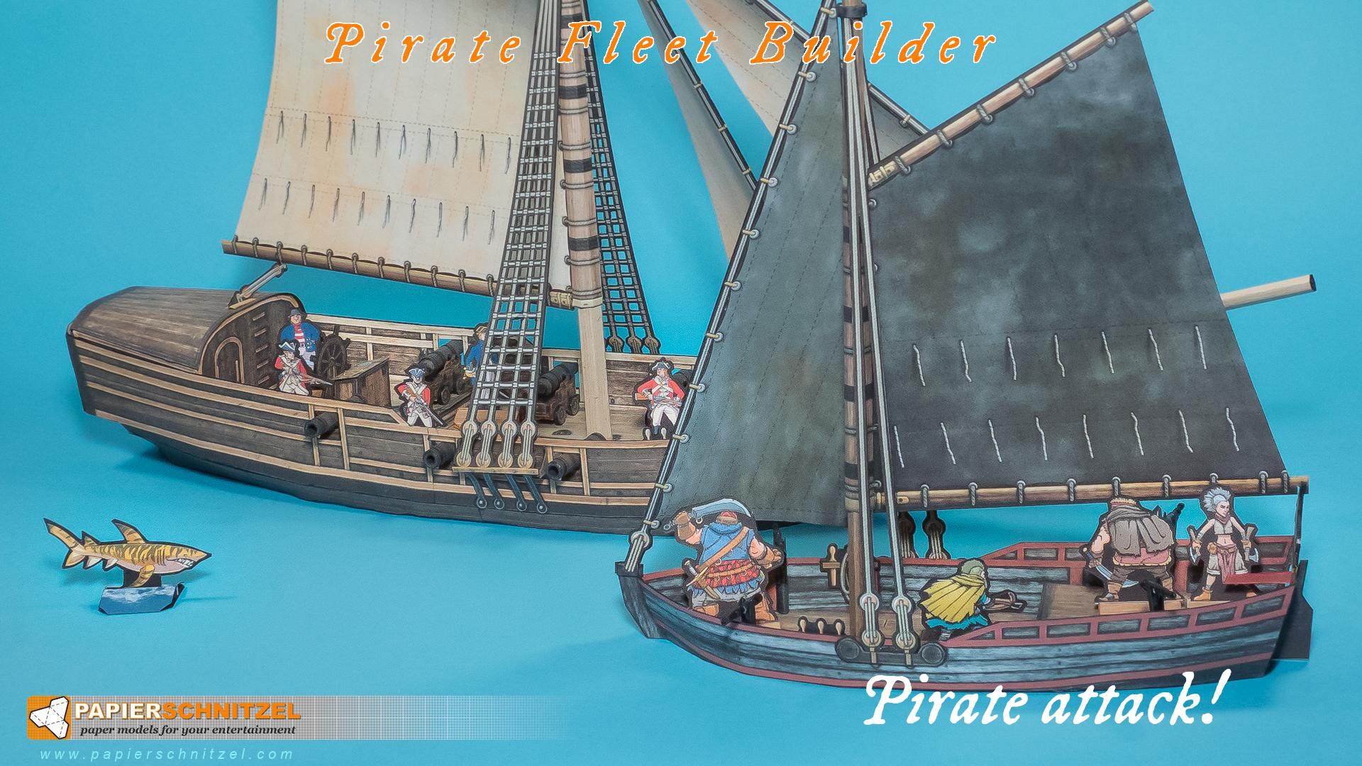 PFB Pirate Attack