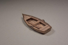Rowing Boat (new wood version)