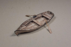 Rowing Boat (old light wood version)