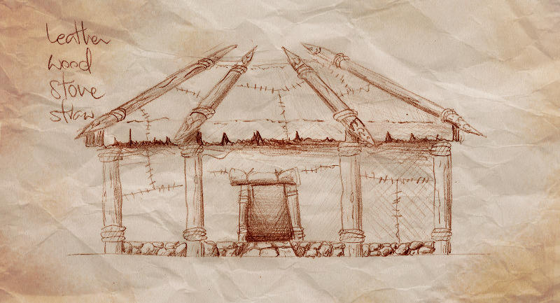 medium orc house