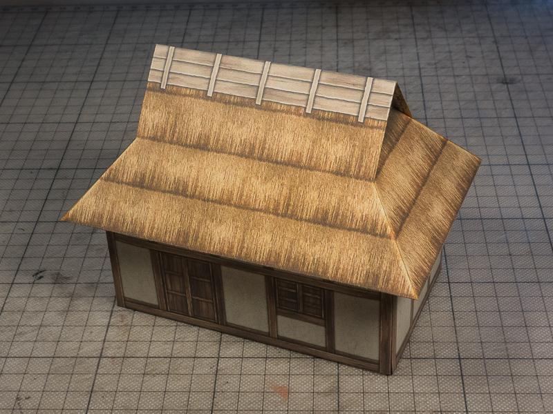 SVB1 house flat